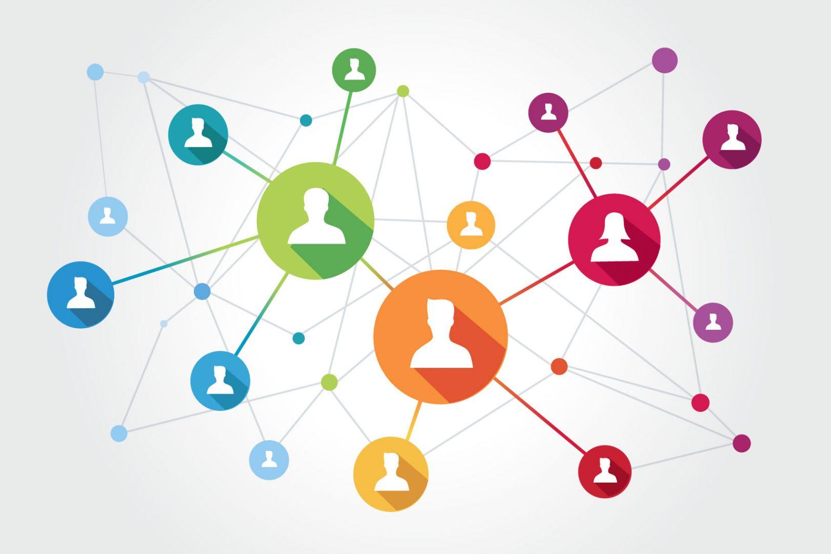 Illustration du réseau de banques et partenaires de Conseil Prêt Immo